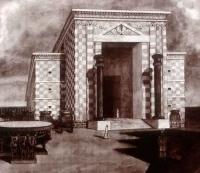 Возможная реконструкция Храма Соломона