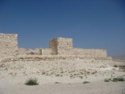 Крепость Арад. Фотo: Лиор Гольгер