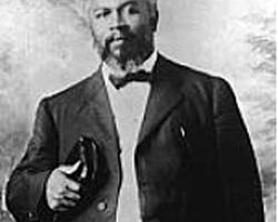 В. Сеймур, один ил основателей Пятидесятнического движения